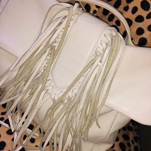 Sam Edelman Bags - Sam Edelman Bone Shoulder Bag